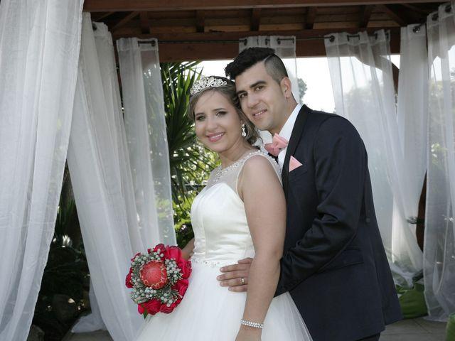 O casamento de Patricia e Mário