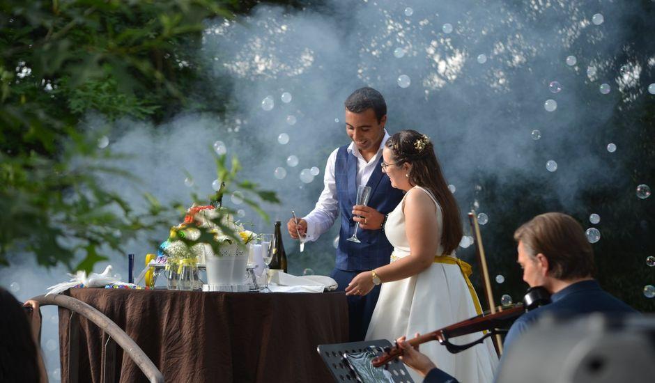 O casamento de Nuno e Bruna em Guilhufe, Penafiel