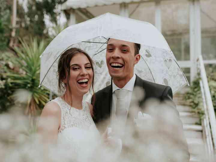 O casamento de Patricia e Ruben