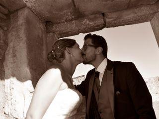 O casamento de Marta e Fábio