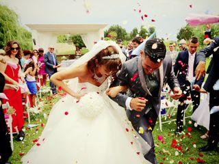 O casamento de Kika e Sam