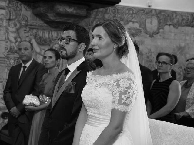 O casamento de Fábio e Marta em Torres Vedras, Torres Vedras 1