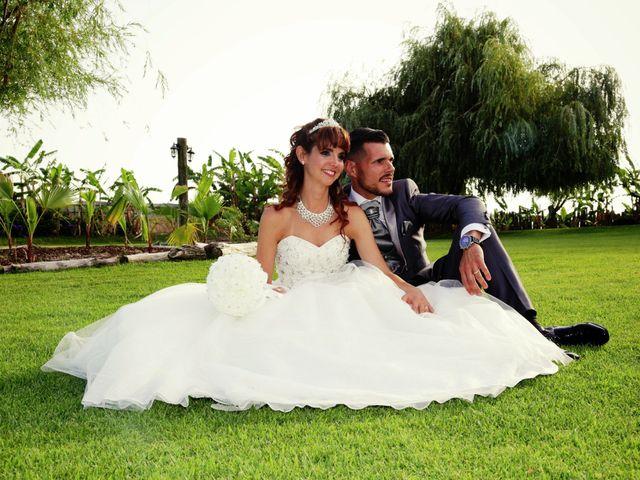 O casamento de Sam e Kika em Santo Isidro de Pegões, Montijo 1