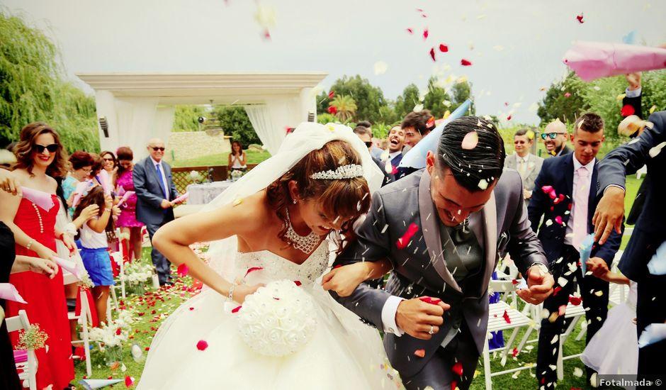O casamento de Sam e Kika em Santo Isidro de Pegões, Montijo