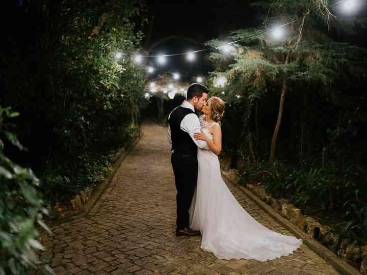 O casamento de Inês e Ricardo