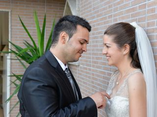 O casamento de Patricia e Ricardo