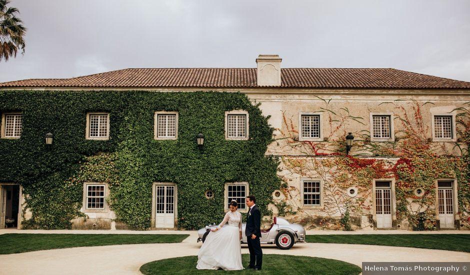 O casamento de Pedro e Marta em Alenquer, Alenquer