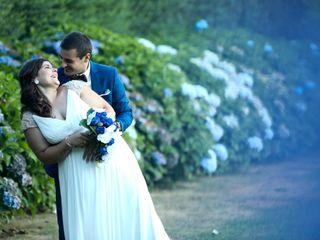 O casamento de Katy e Luis
