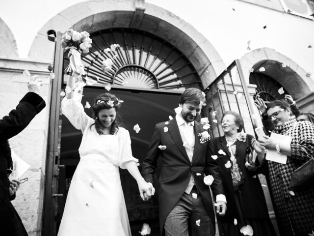 O casamento de Carla e Duarte