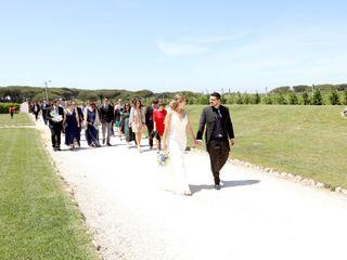 O casamento de Cláudia e Vitor