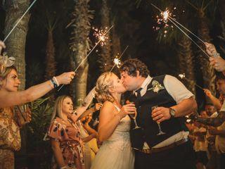 O casamento de Sheryl e Rob