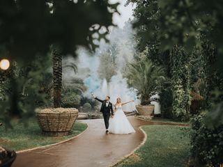 O casamento de Daniela e Marco