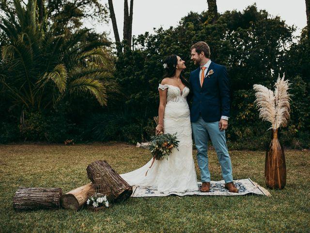 O casamento de Marcella e Liam