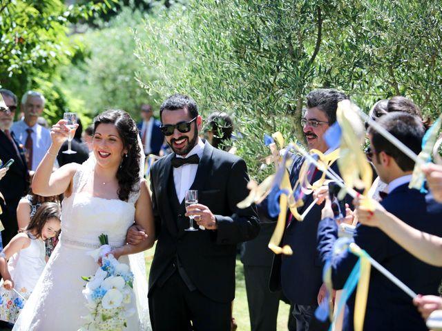 O casamento de Milson e Célia em Gouveia, Gouveia 1