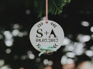 O casamento de Solange e André 2