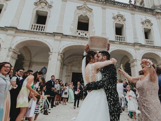 O casamento de André e Solange em Leiria, Leiria (Concelho) 39
