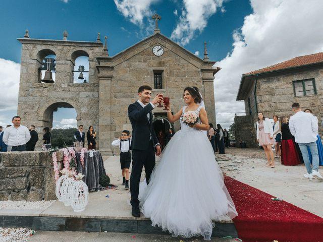 O casamento de Cristiana e Pedro