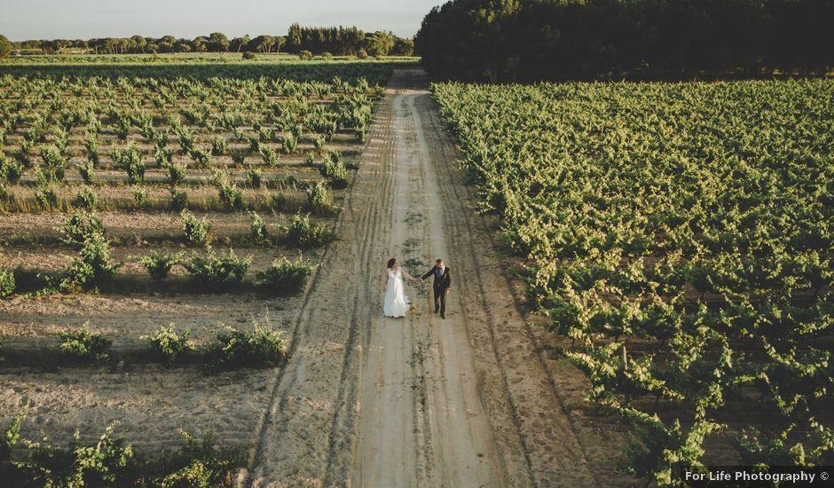O casamento de Claúdio e Filipa em Pegões, Montijo