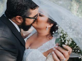O casamento de Tânia e Filipe