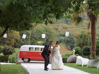 O casamento de Kathleen e David