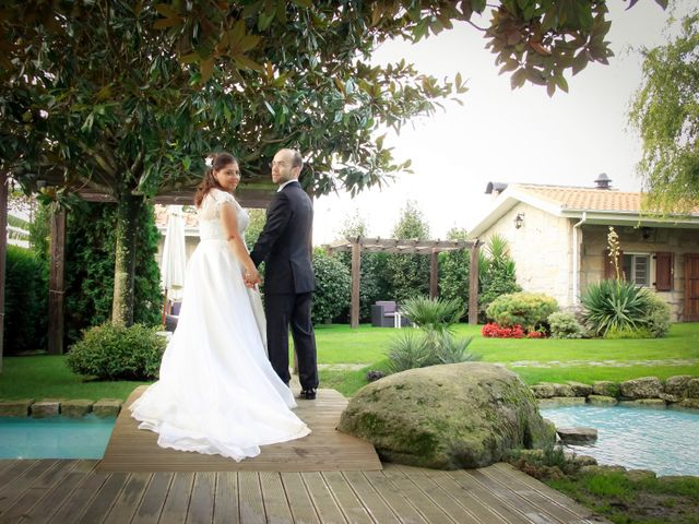 O casamento de Aida e Ricardo