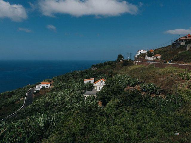 O casamento de Filipe e Tânia em Funchal, Madeira 18