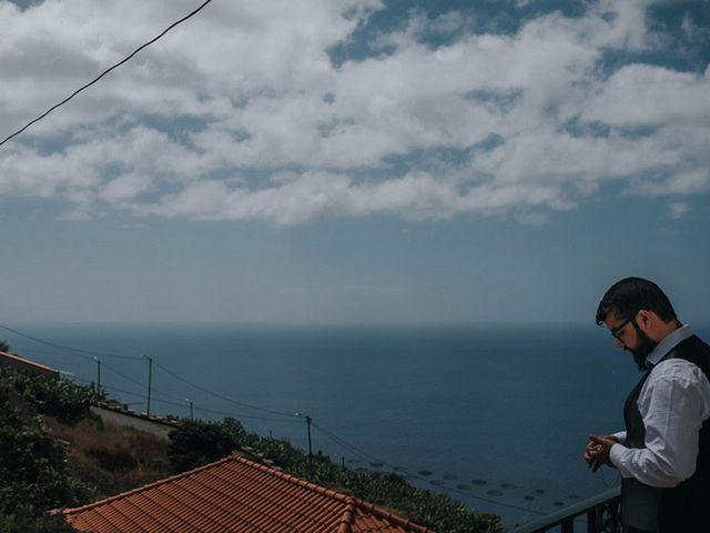 O casamento de Filipe e Tânia em Funchal, Madeira 25