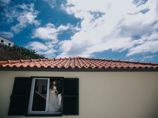 O casamento de Filipe e Tânia em Funchal, Madeira 34