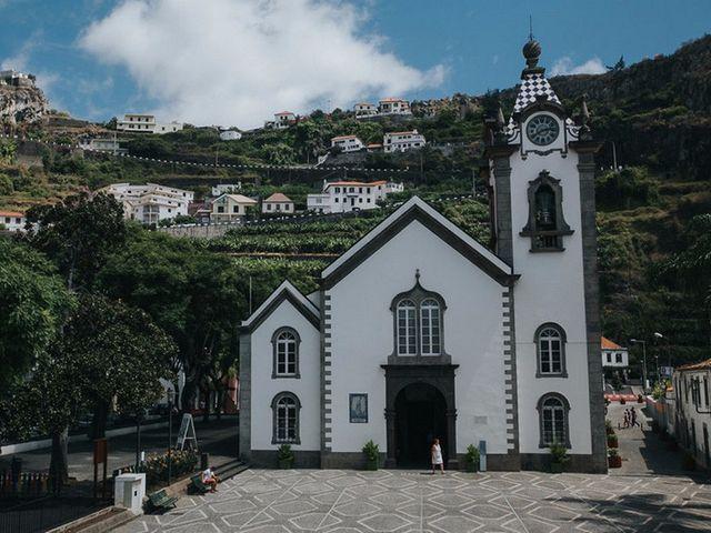 O casamento de Filipe e Tânia em Funchal, Madeira 36