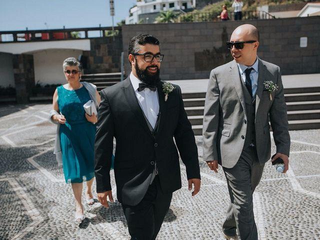 O casamento de Filipe e Tânia em Funchal, Madeira 40