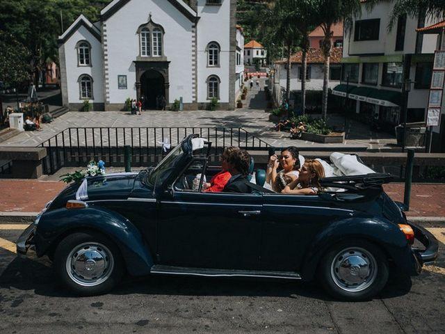 O casamento de Filipe e Tânia em Funchal, Madeira 41