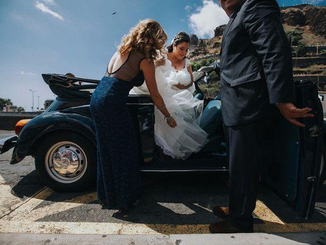 O casamento de Filipe e Tânia em Funchal, Madeira 42