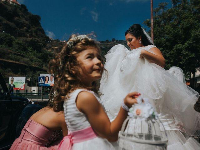 O casamento de Filipe e Tânia em Funchal, Madeira 43