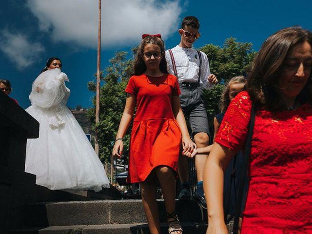 O casamento de Filipe e Tânia em Funchal, Madeira 45