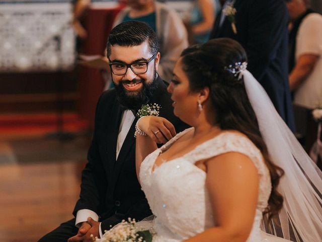 O casamento de Filipe e Tânia em Funchal, Madeira 50