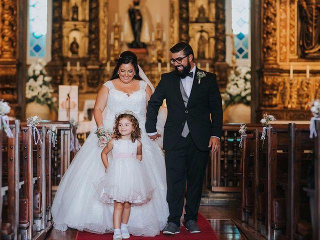 O casamento de Filipe e Tânia em Funchal, Madeira 61