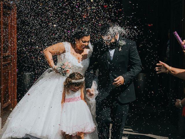 O casamento de Filipe e Tânia em Funchal, Madeira 62