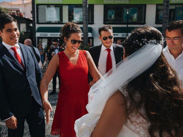 O casamento de Filipe e Tânia em Funchal, Madeira 65