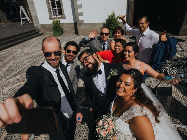 O casamento de Filipe e Tânia em Funchal, Madeira 66