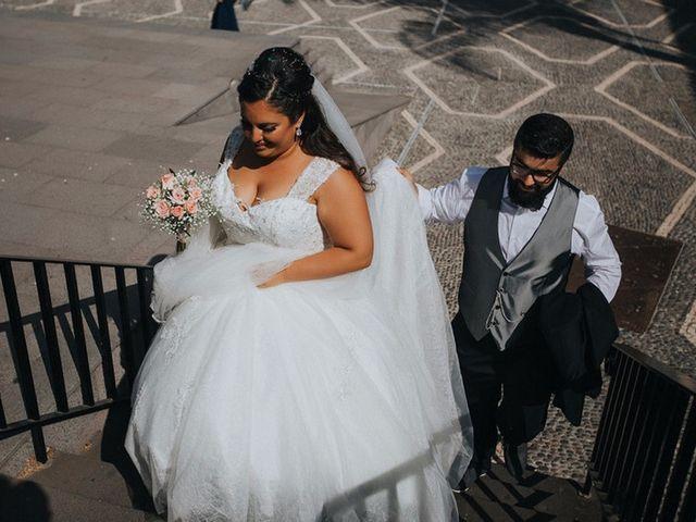 O casamento de Filipe e Tânia em Funchal, Madeira 67