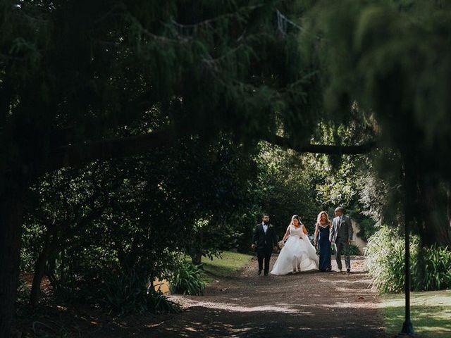 O casamento de Filipe e Tânia em Funchal, Madeira 70