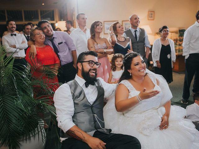 O casamento de Filipe e Tânia em Funchal, Madeira 84