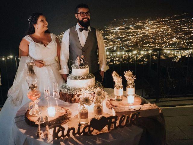 O casamento de Filipe e Tânia em Funchal, Madeira 2