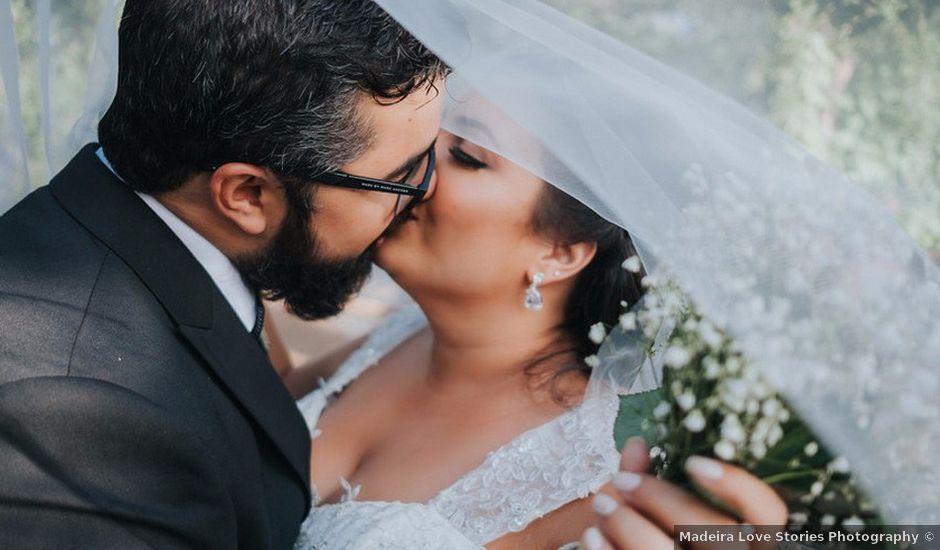 O casamento de Filipe e Tânia em Funchal, Madeira