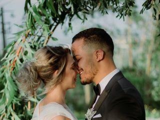 O casamento de Marina e Philip