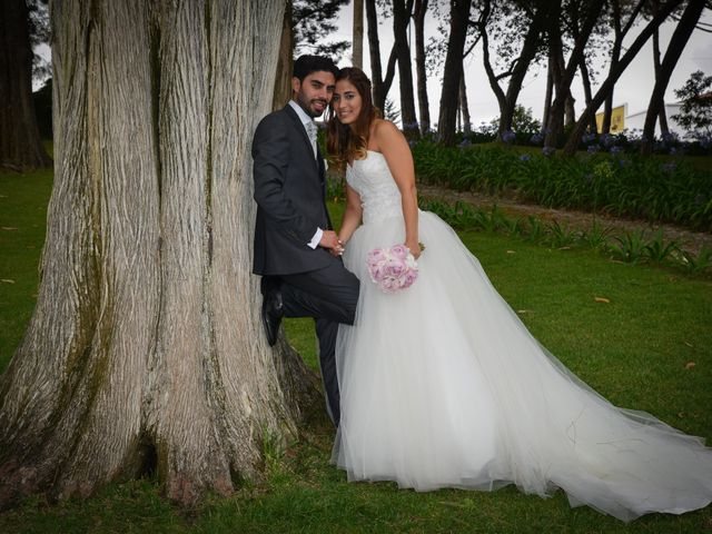 O casamento de Dalila e Pedro