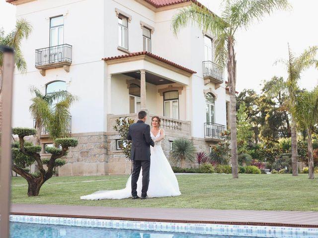 O casamento de Mário e Andréia