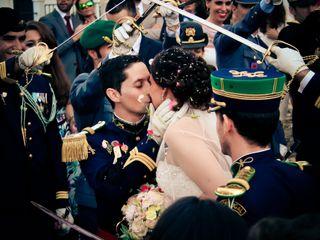 O casamento de Sara e Orlando