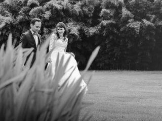 O casamento de Filipe e Luana