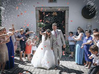 O casamento de Joana e Anthony 1
